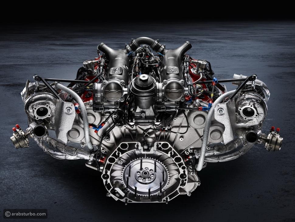 فيراي 488 GT موديفيكاتا بتصميم مبهر وقوة كبيرة