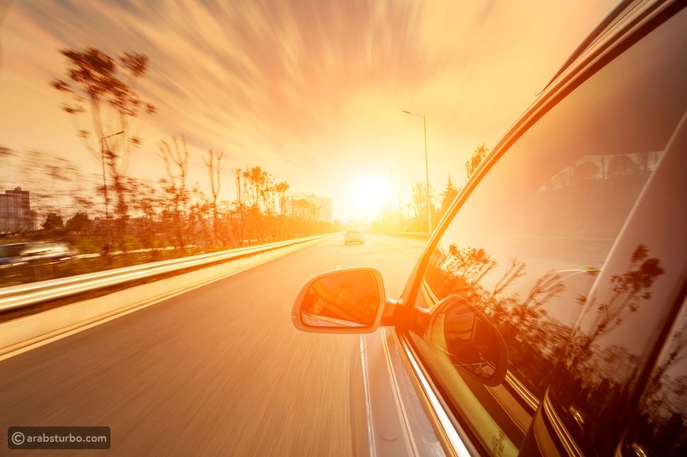 في الطقس الحار: خطوات هامة للحفاظ على إطارات السيارة