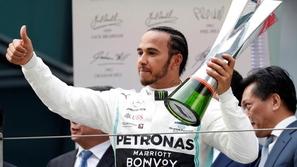 فورمولا 1: هاميلتون ميرسيدس يتصدر بطولة العالم