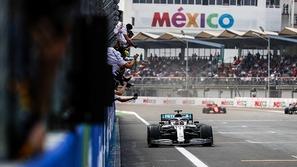 فورمولا 1: ترتيب بطولة العالم بعد سباق المكسيك