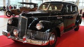 بـ2.5 مليون يورو.. سرقة سيارة ستالين الشهيرة
