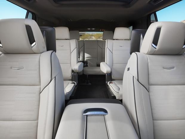 2021 Cadillac Escalade - three-row