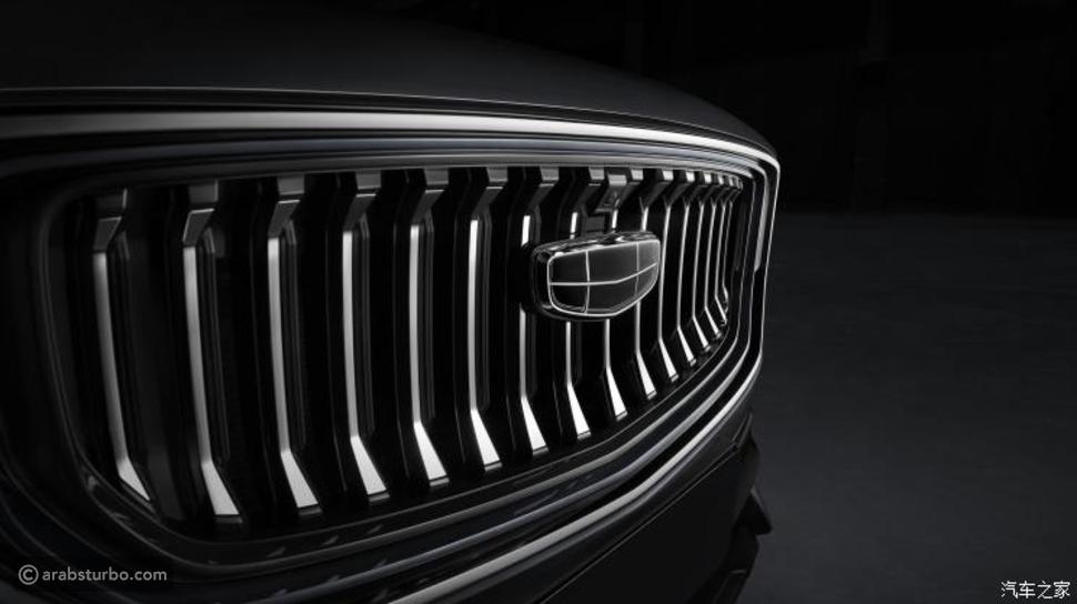 جيلي KX11 SUV الجديدة كلياً تنطلق رسمياً