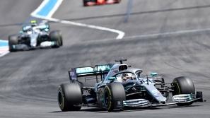 فورمولا 1: النتائج النهائية لجائزة فرنسا الكبرى