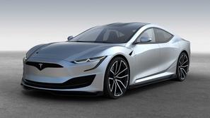 الجيل الجديد من موديل تسلا S بثلاثة محركات!