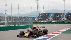 فورمولا 1: ترتيب الجولة الحرة الثانية لسباق روسيا