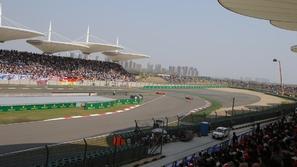 فورمولا 1: توقيت التجارب الحرة الثانية في جائزة الصين الكبرى