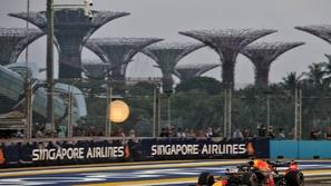 فورمولا 1: ترتيب بطولة العالم بعد جولة سنغافورة
