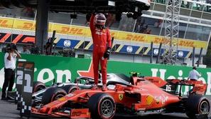 فورمولا 1: ترتيب بطولة العالم بعد جولة سباق إيطاليا
