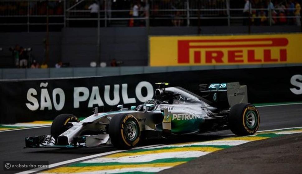 فورمولا واحد: جائزة البرازيل الكبرى في ريو 2020