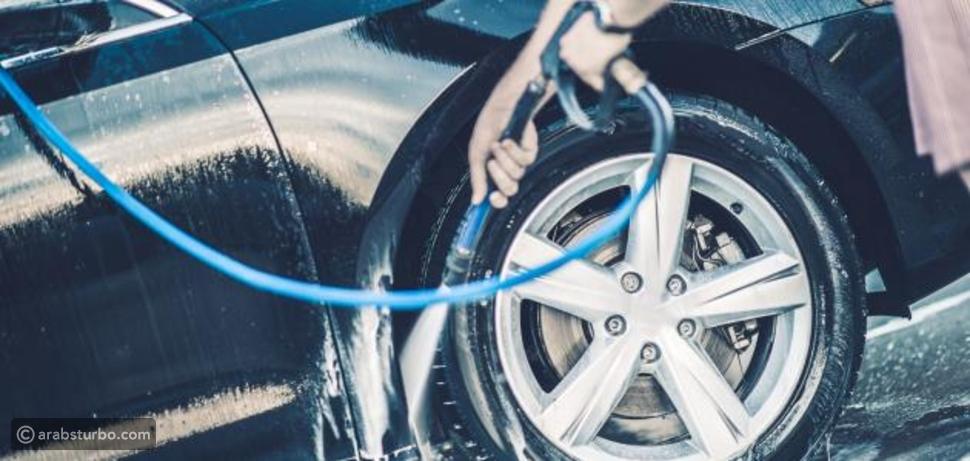 أهمية غسيل السيارة في فصل الشتاء