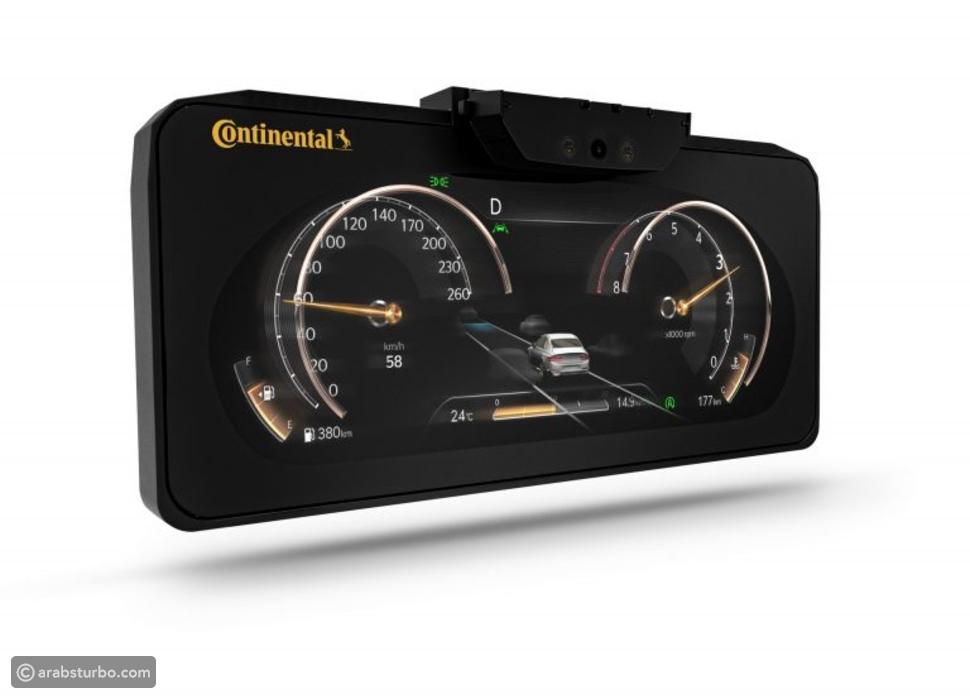 GV80 بأول لوحة عدادات 3D في العالم