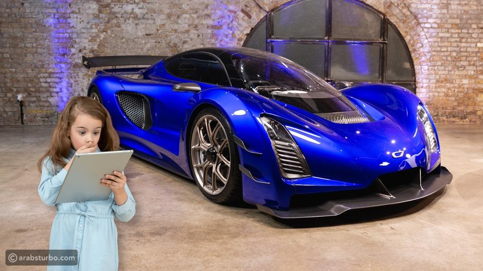 كيف ستقوم بطباعة سيارتك في المستقبل؟