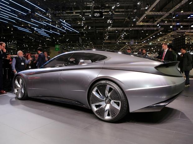 ستظهر السيارة في الأسواق الكورية بشكل رسمي في شهر مارس المقبل