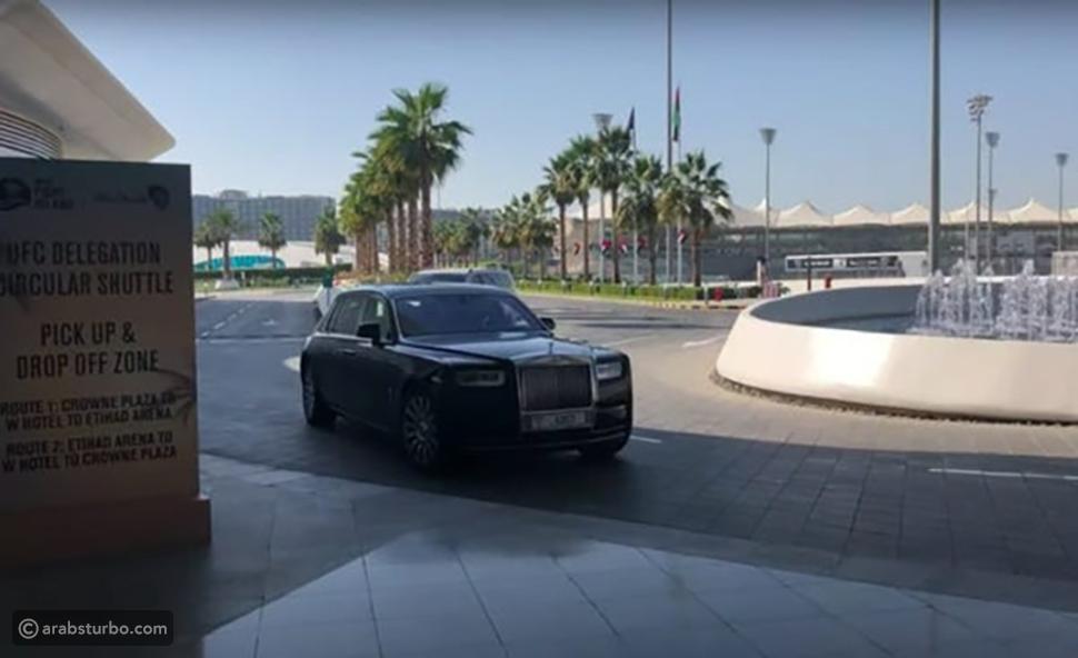 يخت وسيارة فاخرة: المشاهد الأبرز في زيارة كونور ماكجريجور لأبوظبي