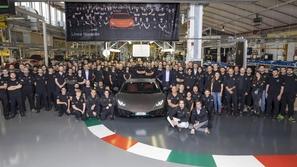 ارتفاع ملحوظ في مبيعات سيارات لامبورغيني