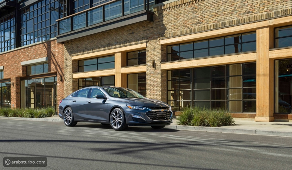 شفروليه تطلق سيارتي ماليبو وسبارك 2019 بلمسات تصميمية جديدة