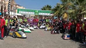 مصر تستضيف منافسات السيارات الهجينة للعام الرابع على التوالي