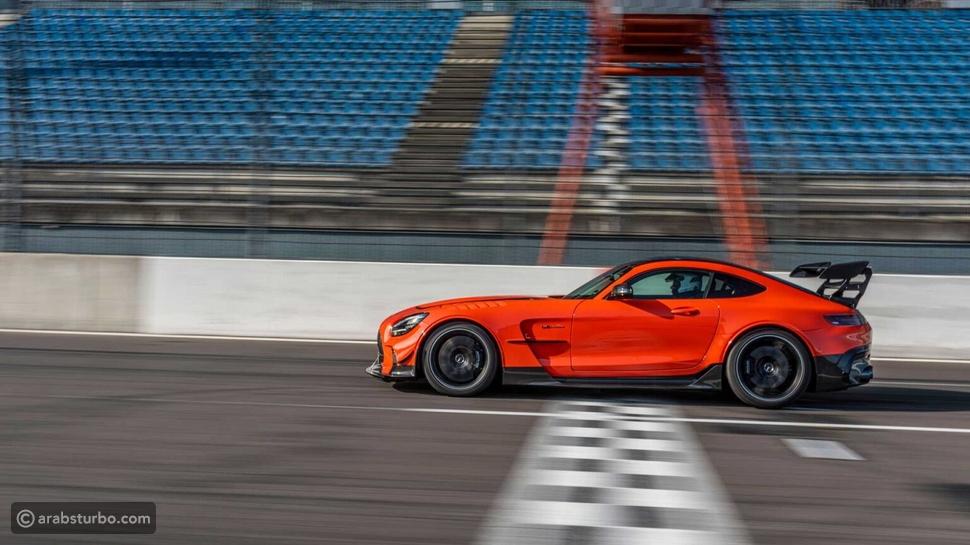 مرسيدس AMG GT بلاك سيريز تكشف أسعارها الأمريكية