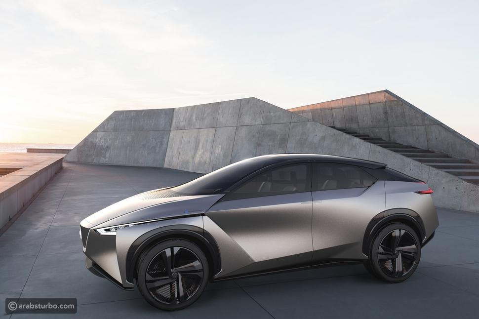 نيسان تعرض ثلاث سيارات كهربائية في معرض الصين للسيارات 2018