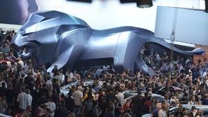 إلغاء معرض باريس للسيارات