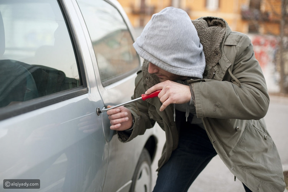 سرقة سيارتك وشيكة بعد 7 علامات