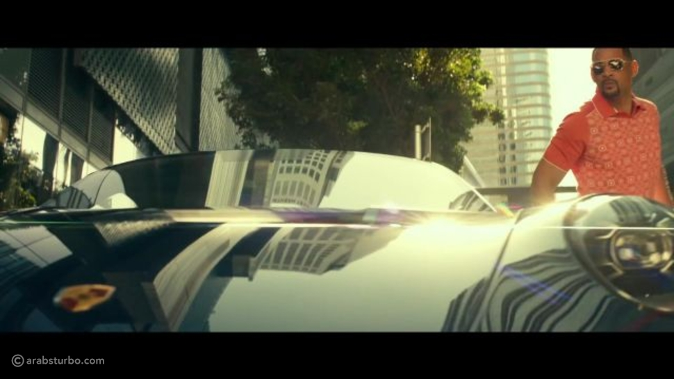 بورش تشارك بطراز 911 في فيلم Bad Boys For Life