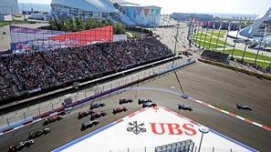 فورمولا 1: ترتيب الجولة الحرة الثالثة لسباق روسيا