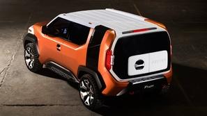 كورولا SUV تظهر في صور تجسسية