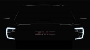 جي ام سي سييرا 2019 يظهر في أول صورة تشويقية