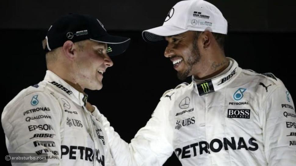 فورمولا 1: بوتاس يتصدر التجارب الرسمية لجائزة الصين الكبرى