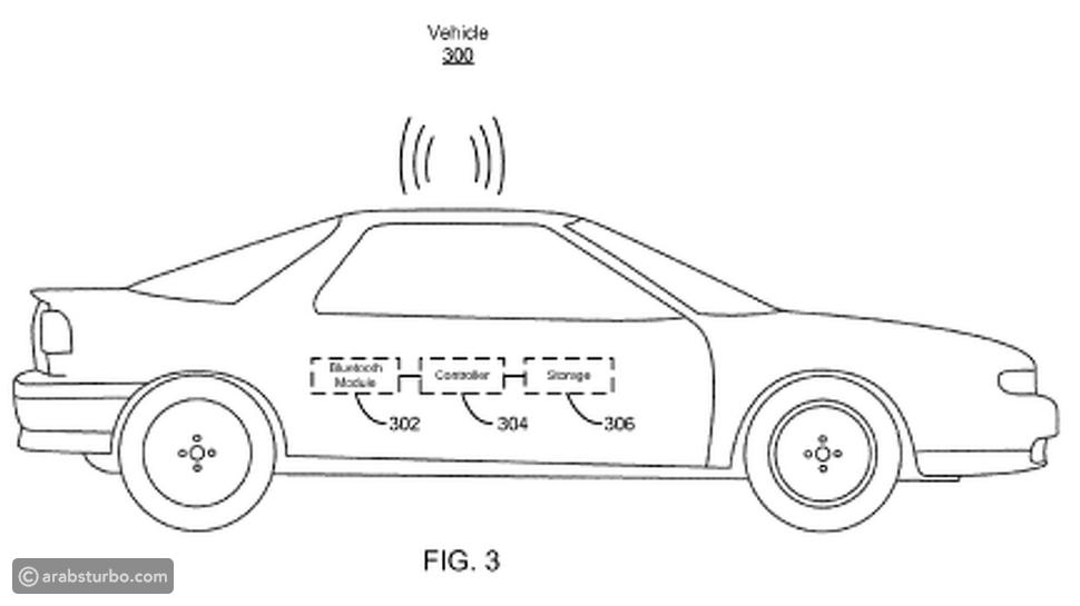 صور أبل تسجل براءة اختراع لمفتاح رقمي قد تستخدمه في سيارتها المستقبلية