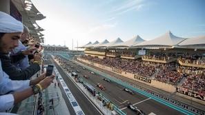فورمولا 1: ترتيب التجارب الحرة الثالثة لسباق أبوظبي