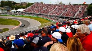 فورمولا 1: ترتيب بطولة العالم بعد جولة كندا