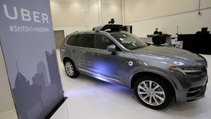 ذاتية القيادة.. أوبر تعلن عن الجيل القادم لسيارة فولفو