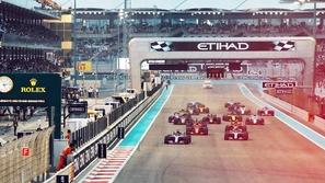 فورمولا 1: ترتيب التجارب الحرة الأولى لسباق أبوظبي
