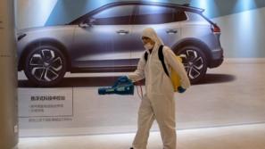 شركات صينية تعمل على سيارات مضادة للفيروسات