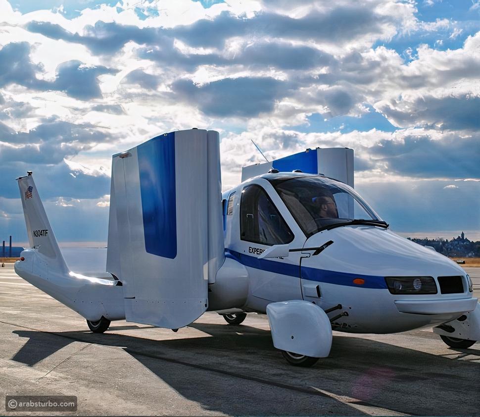 مركبة تلو الأخرى: سيارة طائرة تحصل على الموافقة الفيدرالية