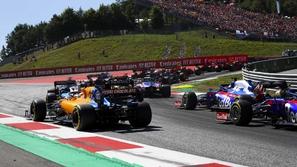 اقتراح قد يعيد سباقات فورمولا1 قريبا