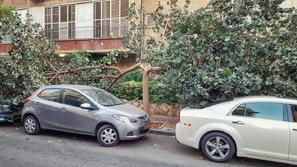7 أضرار تحدث للسيارة خلال صفها في الشارع