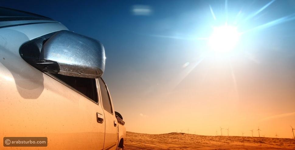 كيف يؤثر الطقس على ضغط هواء الإطارات؟