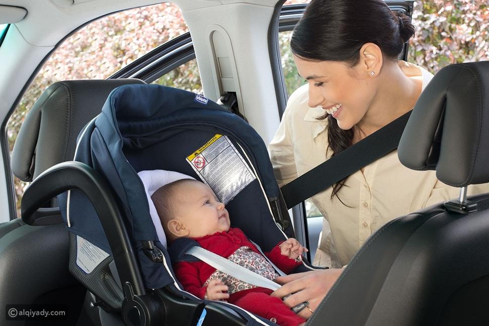 أفضل طريقة لاصطحاب الأطفال في السيارة