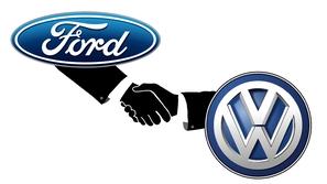فولكس فاجن وفورد يتعاونان في مجال السيارات الكهربائية