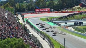 فورمولا 1: ترتيب بطولة العالم بعد سباق أسبانيا