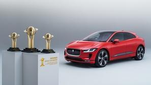 جاكوار I-PACE تستعد لخطف الأبصار في معرض دبي الدولي للسيارات
