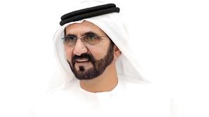 بالصور والفيديو.. ظهور محمد بن راشد بسيارة جيب رانجلر