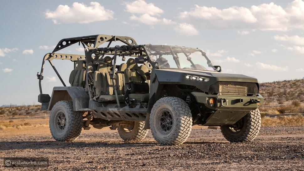 جنرال موتورز تفوز بتصنيع سيارات الجيش الأمريكي