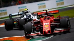 فورمولا 1: النتيجة النهائية لسباق جائزة إيطاليا الكبرى