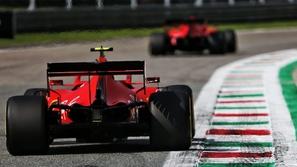 فورمولا 1: توقيت التجارب الحرة الأولى لجائزة إيطاليا الكبرى