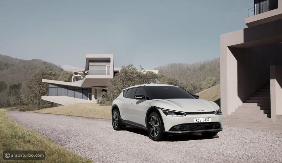 كيا EV6 الكهربائية تنجح منذ يومها الأول في أوروبا